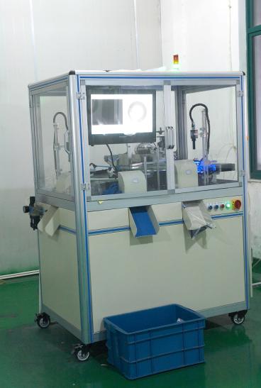 全自动O型圈检测机-海升密封圈生产厂家