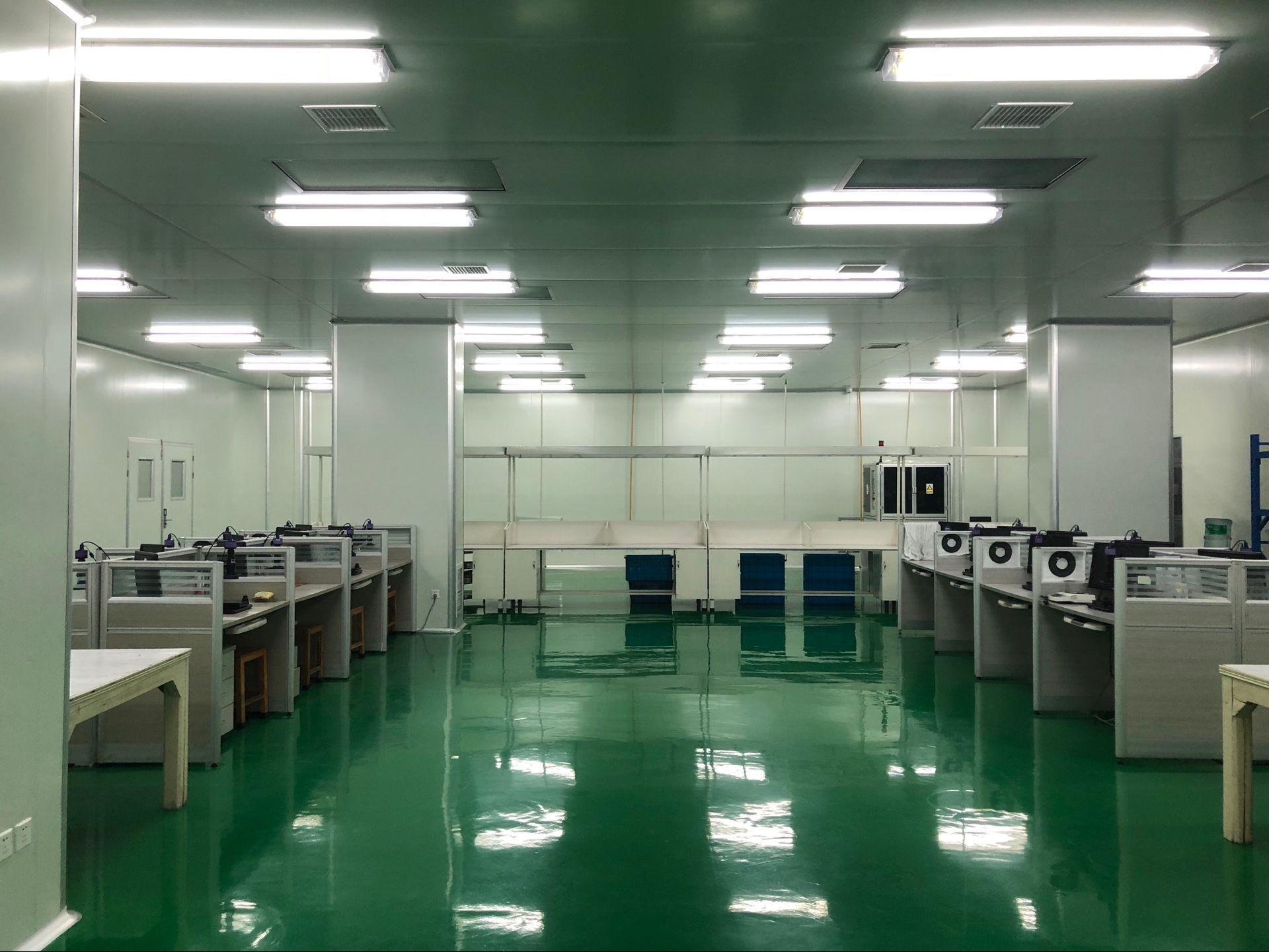 无尘室检验车间-海升O型圈生产厂家